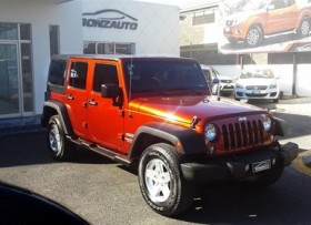 Jeep Wrangler Unlimite 2014