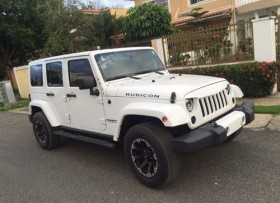 Jeep Wrangler Unlimite Rubicon 2011
