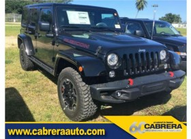 Jeep Wrangler Unlimited Rubicon HardRock
