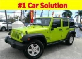 Jeep Wrangler Unlimited Sport 2013-Como Nuevo