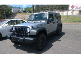 Jeep Wrangler Unlimited WILLYS EDITION 2014