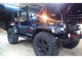 Jeep Wrangler mucho dinero invertido