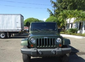 Jeep Wrangler2007