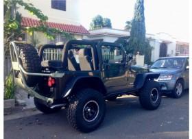 Jeep Wranglern como nuevo