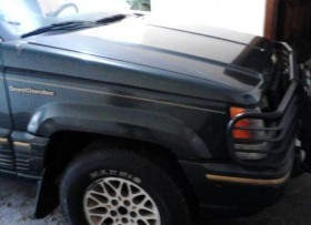Jeep grand cherokee 1994 limited