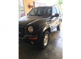 Jeep liberty 2002 limited