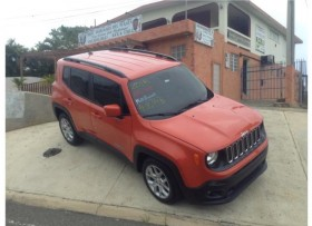 Jeep renegade 2015 AUT