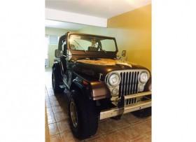 Jeep wrangler 1984