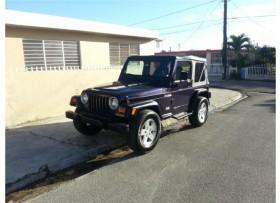Jeep wrangler 1999 aut 4 cl