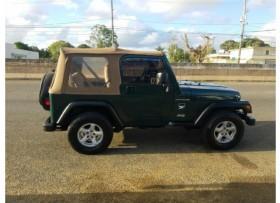 Jeep wrangler 2000 4x4 6995