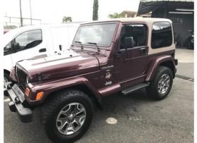 Jeep wrangler 2000 shara