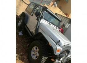 Jeep wrangler 2005 como nuevo