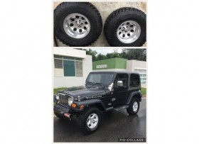 Jeep wrangler 2006 4x4