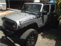 Jeep wrangler 2008 28000 muchos extras