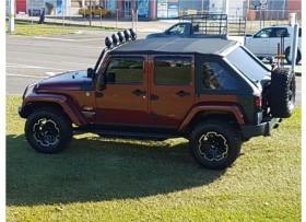 Jeep wrangler 2009 aut