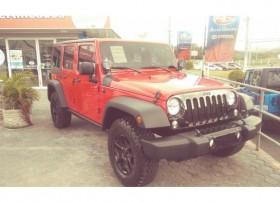 Jeep wrangler 2014 modelo willy