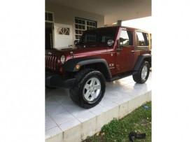 Jeep wrangler 6 cambios std