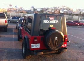 Jeep wrangler 74mil pesos negociable