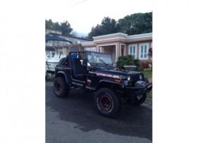 Jeep wrangler 89 7500 fijo