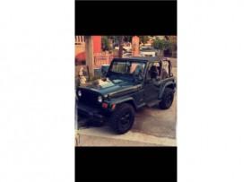 Jeep wrangler 99