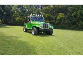 Jeep wrangler Sáhara nitdo