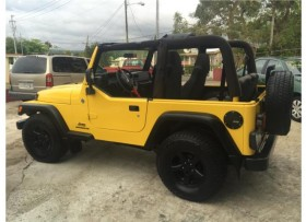 Jeep wrangler Trail Rated 2006