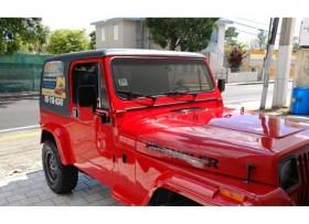 Jeep wrangler como nuevo