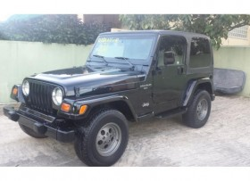 Jeep wrangler std aire 4x4 6900