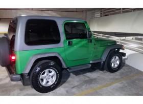 Jeep wrangler x sport 2005 automatico