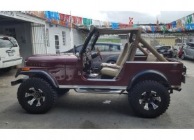 Jeep wrangler1980 lindo 4x4