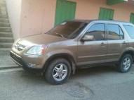 Jeepeta CRV 2003 dorada