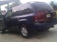 Jeepeta Chevrolet trail  Blazer 2003