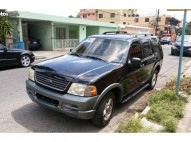Jeepeta Ford Explorer 2002 XLT 4x4
