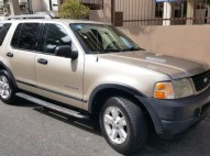 Jeepeta Ford Explorer 2005 gas gasolina