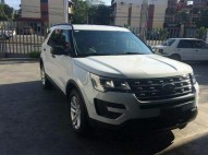 Jeepeta Ford Explorer 2017 0km