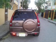 Jeepeta Honda CRV 2004
