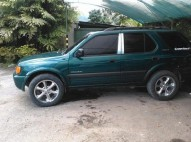 Jeepeta Isuzu rodeo 99