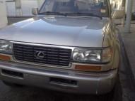 Jeepeta Lexus 1997 LX 450 8CL Gas y