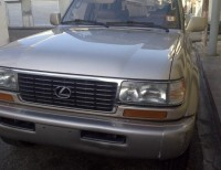 Jeepeta Lexus 1997 LX 450 8CL Gas y