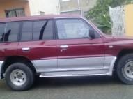 Jeepeta Mitsubishi Montero1998 Rojo 4 Puertas