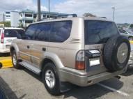 Jeepeta Toyota Landcruiser Prado 2000