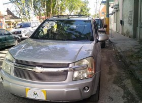 Jeepeta Chevrolet Equinox 2005 limited