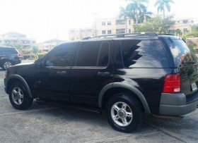 Jeepeta Ford Explorer 2002 XLS 4x4