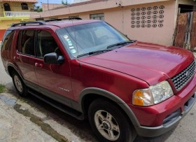 Jeepeta Ford Explorer 2002 XLT