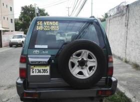 Jeepeta Landcruiser Prado 1998