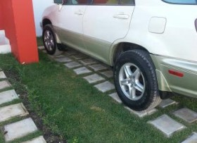 Jeepeta Lexus 2000 Rx 300