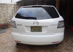 Jeepeta Mazda CX7 2008