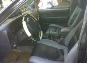 Jeepeta Nissan Terrano 2000