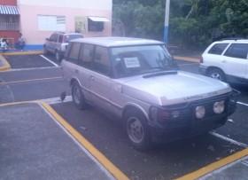 Jeepeta Range Rover 1989