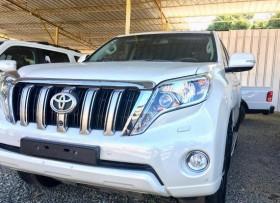 Jeepeta Toyota Land Cruiser Prado 2015